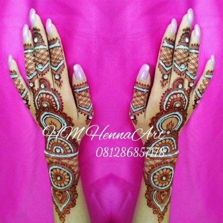 Edukasi White Henna Silver Henna Dan Gold Henna Hm Henna Art