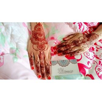 Hm Henna Art Wedding Mahendi Profesional Design