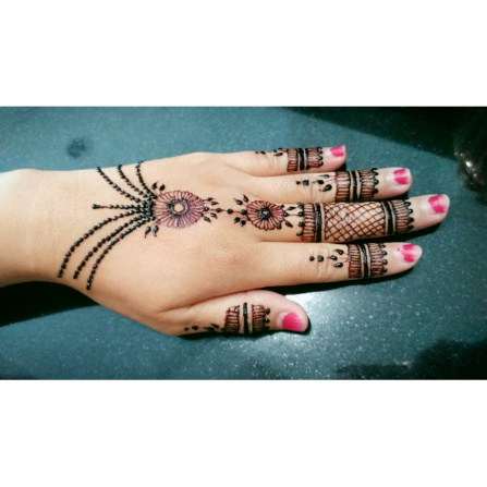 Hm Henna Art Wedding Mahendi Profesional Design